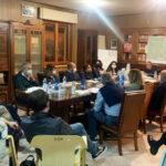 Percorso Templari Umbria Marche, riunione proloco